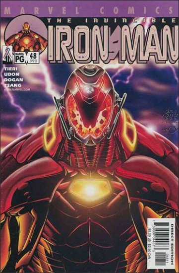 IRON MAN #48 VF/NM (1998)