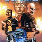 STAR TREK THE NEXT GENERATION: THE LAST GENERATION #1 NM (2008)