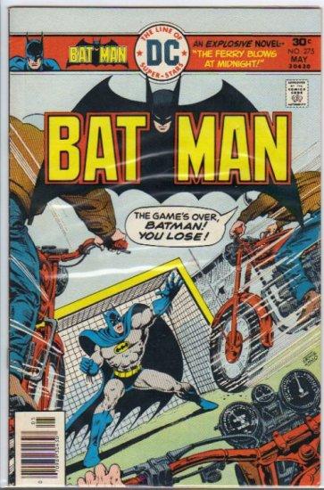 BATMAN #275