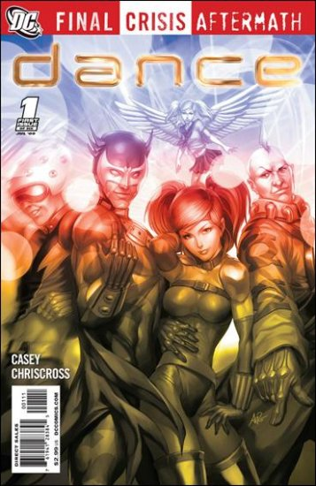 FINAL CRISIS AFTERMATH: DANCE #1 NM (2009)