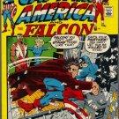 CAPTAIN AMERICA #152 VF- (1968 VOL) *CAPTAIN AMERICA AND THE FALCON*