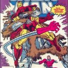IRON MAN  ANNUAL #11 (1990)