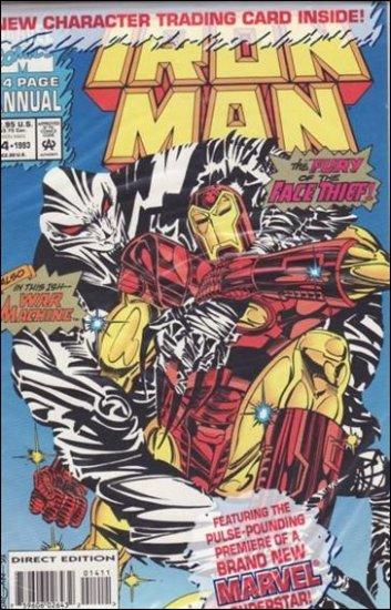 IRON MAN  ANNUAL #14 (1992)