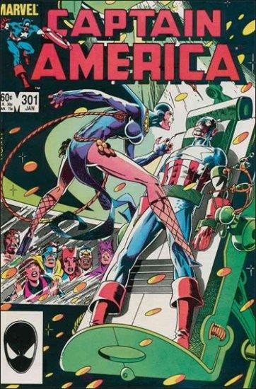 CAPTAIN AMERICA #301 (1968 VOL)