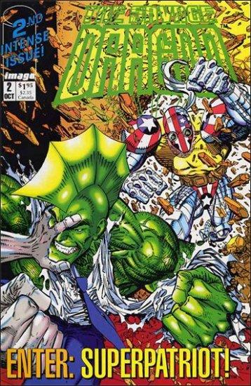 SAVAGE DRAGON #2 VF/NM (1992)