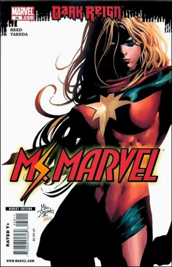 MS. MARVEL #39 NM (2009) DARK REIGN