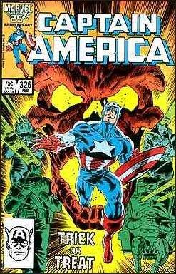 CAPTAIN AMERICA #326 (1968 VOL)