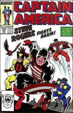 CAPTAIN AMERICA #337 (1968 VOL)