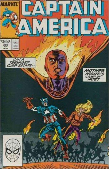 CAPTAIN AMERICA #356 (1968 VOL)