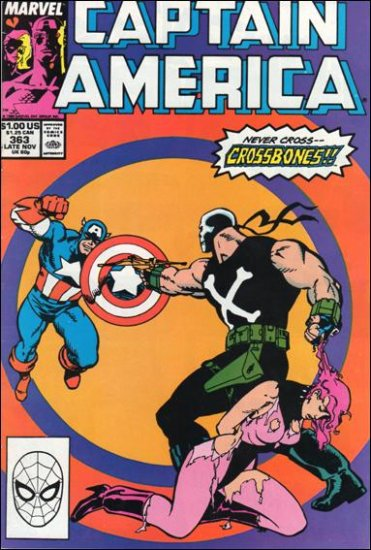 CAPTAIN AMERICA #363 (1968 VOL)