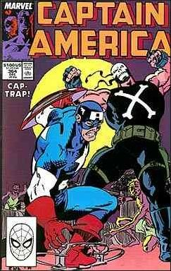 CAPTAIN AMERICA #364 (1968 VOL)