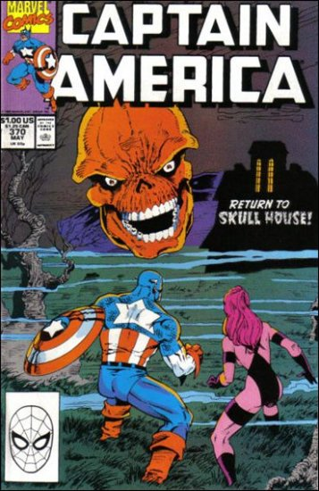 CAPTAIN AMERICA #370 (1968 VOL)