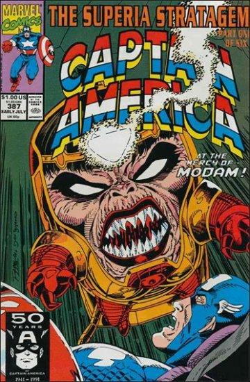CAPTAIN AMERICA #387 (1968 VOL)
