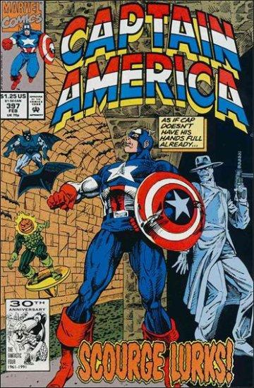 CAPTAIN AMERICA #397 (1968 VOL)