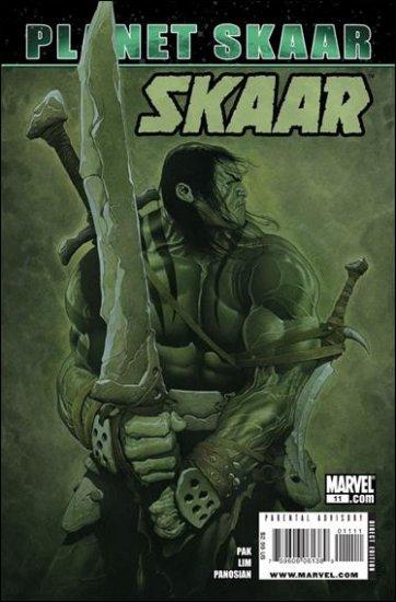 SKAAR SON OF HULK #11 NM (2009)