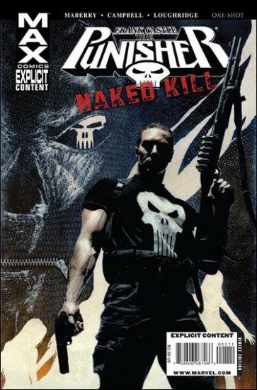 PUNISHER NAKED KILL #1 VF/NM (2009) *MAX COMICS*