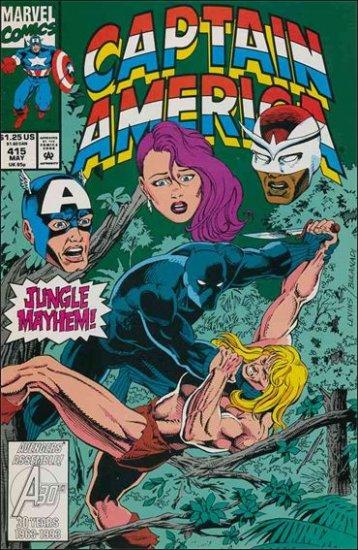 CAPTAIN AMERICA #415 (1968 VOL)