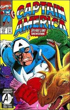 CAPTAIN AMERICA #416 (1968 VOL)