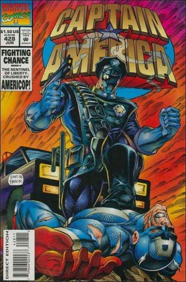 CAPTAIN AMERICA #428 (1968 VOL)