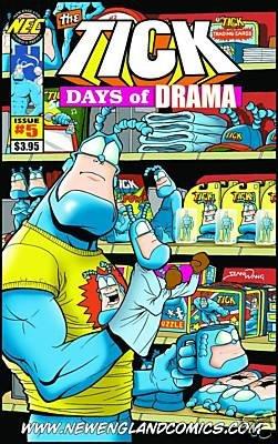 TICK DAYS OF DRAMA #5