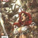 RED SONJA #29 VF/NM TOCCHINI COVER  *DYNAMITE*