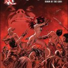 SWORD OF RED SONJA: DOOM OF THE GODS #3A VF/NM RENAUD COVER  *DYNAMITE*