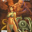 SWORD OF RED SONJA: DOOM OF THE GODS #3C VF/NM RUBI COVER  *DYNAMITE*