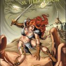 RED SONJA VS THULSA DOOM #3  * DYNAMITE*