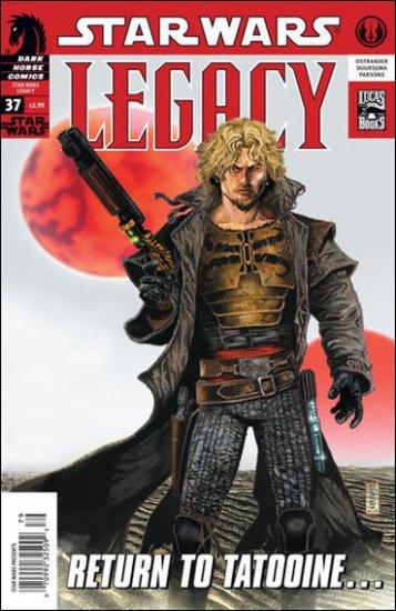STAR WARS LEGACY #37 NM (2009)