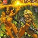 "WITCHBLADE DEVI #1 ""B"""