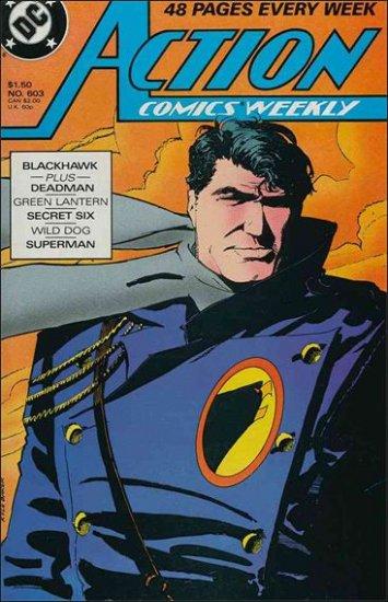Action Comics (Vol 1) #603 [1988] VF/NM