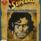 ACTION COMICS #717 VF-