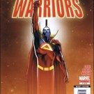 WAR OF KINGS: WARRIORS #1 NM (2009)