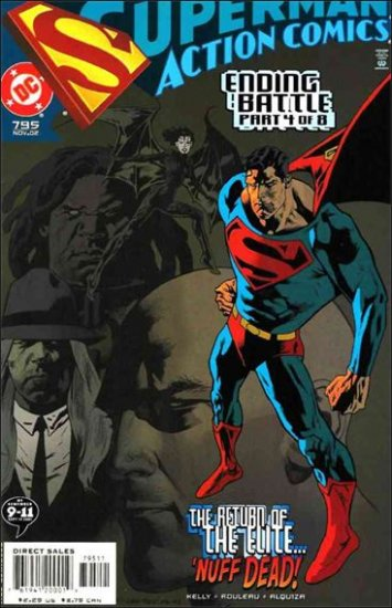 ACTION COMICS #795 VF-