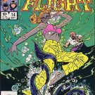 ALPHA FLIGHT VOL 1 #14 VF/NM