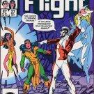 ALPHA FLIGHT VOL 1 #27 VF/NM