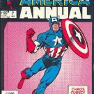 CAPTAIN AMERICA ANNUAL #7