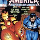 CAPTAIN AMERICA SENTINEL OF LIBERTY #5 *IRON MAN*