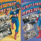 ADVENTURES OF CAPTAIN AMERICA SENTINEL OF LIBERTY #1 TO 4 SET NM