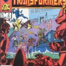 G.I.JOE AND THE TRANSFORMERS #2 VF-