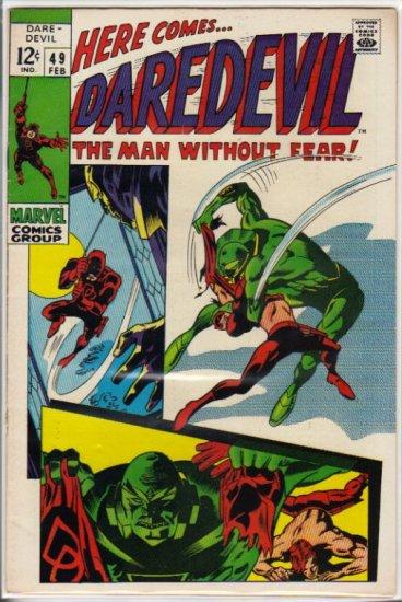 DAREDEVIL #49 FN-(1964)