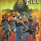 FANTASTIC FIVE VOL 2 #1-5 NM (2007)