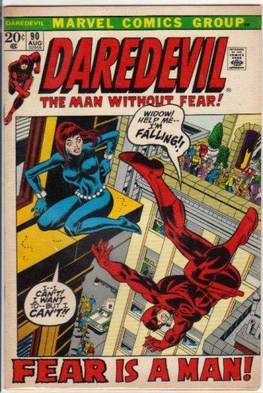 DAREDEVIL #90 FN+(1964)