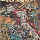BADROCK AND COMPANY #6 VF/NM  *IMAGE*