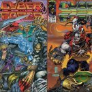 CYBERFORCE VOL 1 COMPLETE SET #1-4 VF/NM *IMAGE*