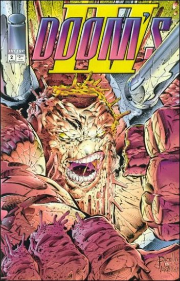 DOOM'S IV #2A VF/NM *IMAGE*