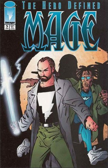 MAGE THE HERO DEFINED #5 VF/NM *IMAGE*