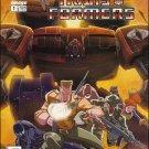 G.I. JOE VS THE TRANSFORMERS #1C  NM *IMAGE*