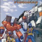 G.I. JOE VS THE TRANSFORMERS #4A  NM *IMAGE*