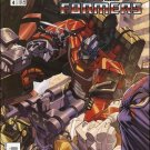 G.I. JOE VS THE TRANSFORMERS #4B  NM *IMAGE*